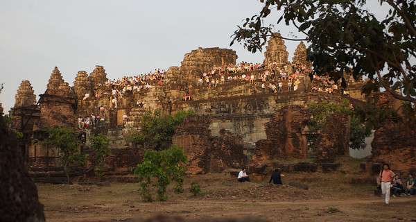 Phnom Bakheng Wat