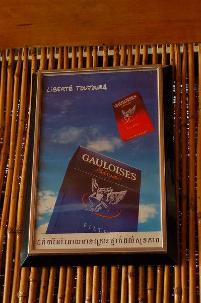 Viva les Gauloises, Viva la Liberté.