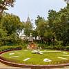 The Giant Clock of Phnom Penh