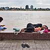 Mekong sleep
