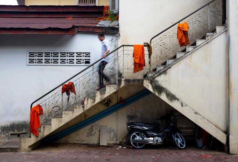 Phnom Penh monastary