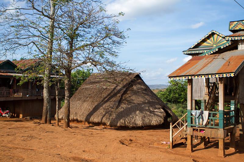 Pu Tang Village, Mondulkiri Province, Cambodia
