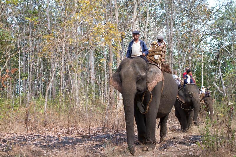 SEN MONOROM, MONDULKIRI, CAMBODIA