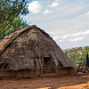 Bunong minority people's house, Pu Tang Village, Mondulkiri Province, Cambodia