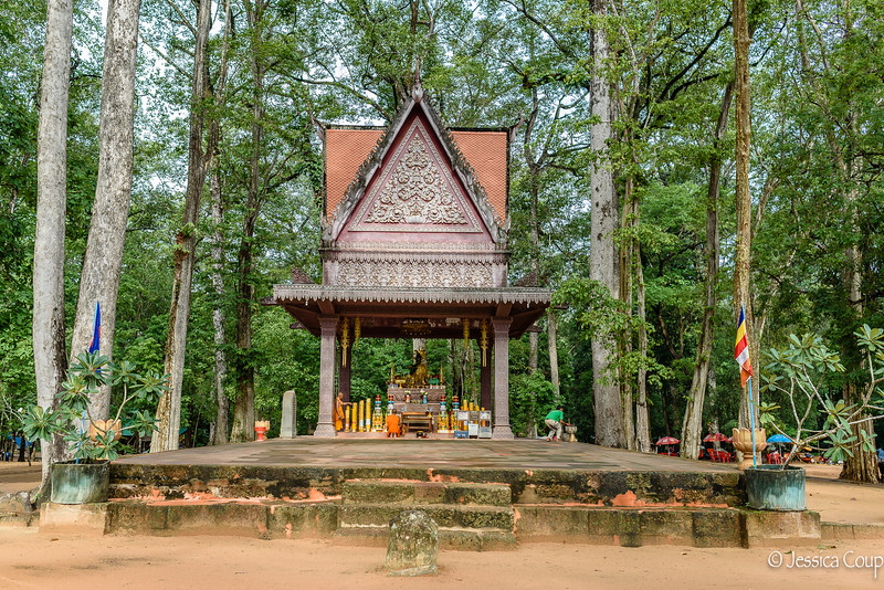 Open Air Temple