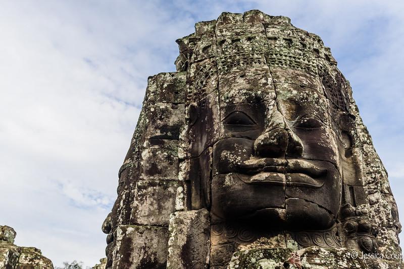 Big Smiling Buddha
