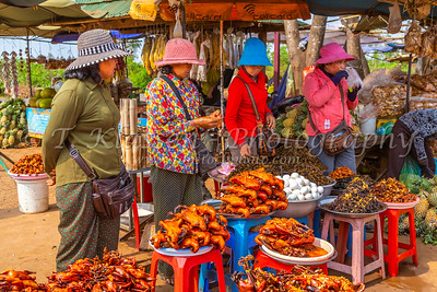 Skoun, Insect Market