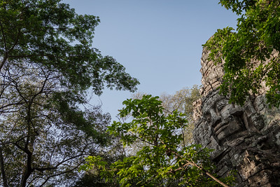 East Gate, Angkor Thom