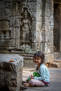 All Alone, Ta Prohm