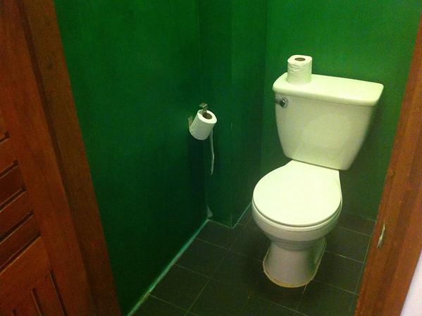 The 240 Hotel, Phnom Penh -  Toilet