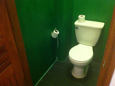 The 240 Hotel, Phnom Penh -  Toilet