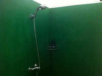 The 240 Hotel, Phnom Penh -  Shower