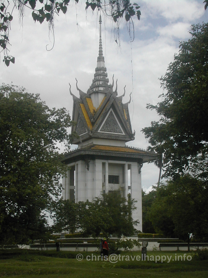 The Killing Fields, Phnom Penh