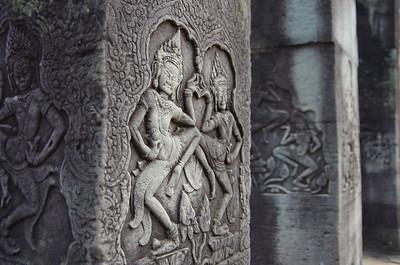 Cambodian Apsaras