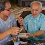 Bou Meng, Tuol Sleng Survivor