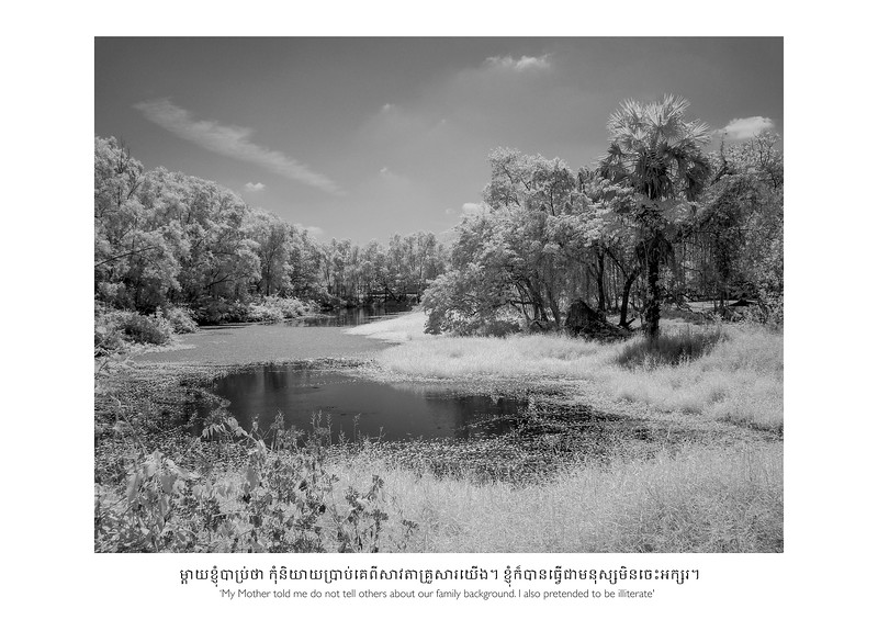 Olympus OM-D10 Infrared
