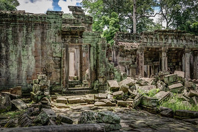 Cambodia a Kingdom of Temples