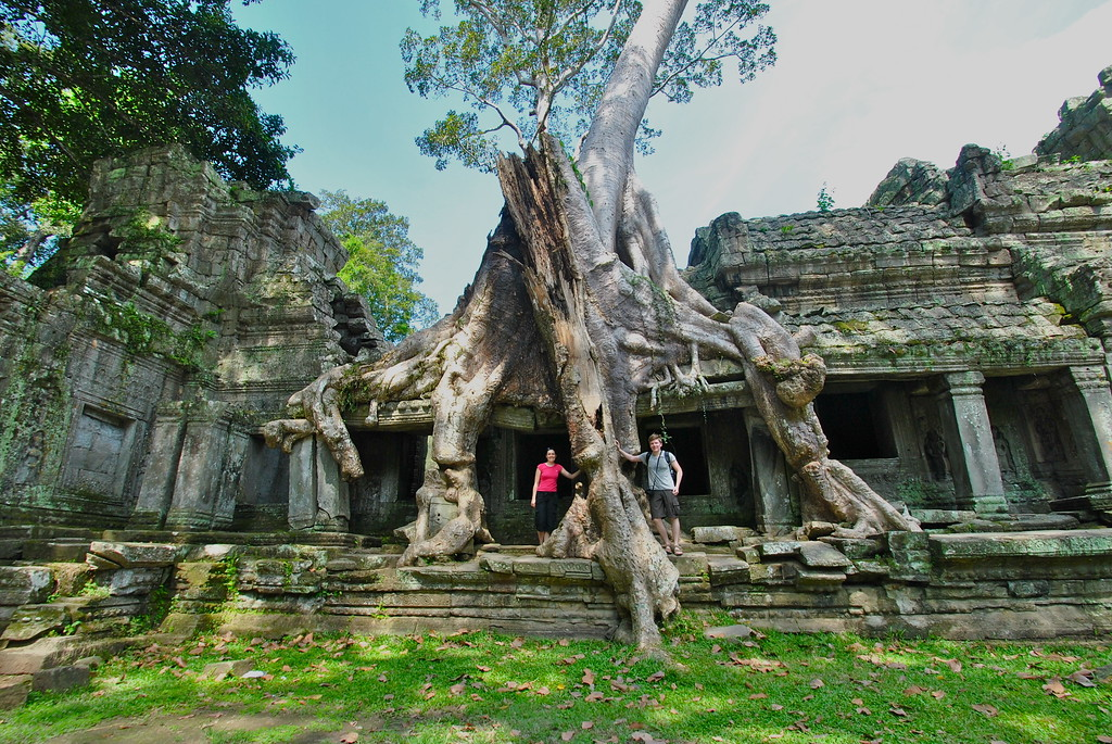 where is angkor wat