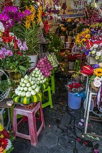Flower Market, Phnom Penh