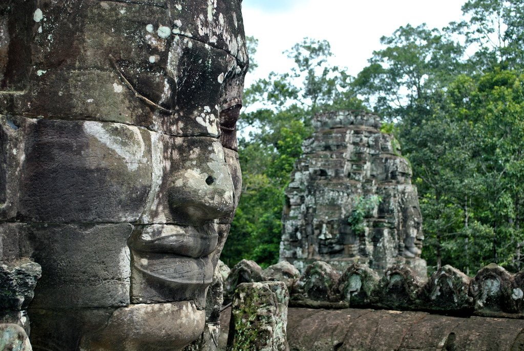 khmer temples of angkor