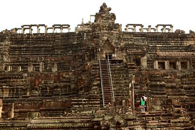 Angkor Thom, Royal Palace, Angkor Archaeological Park, Krong Siem Reap, Cambodia