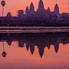 Angkor Wat in Pink