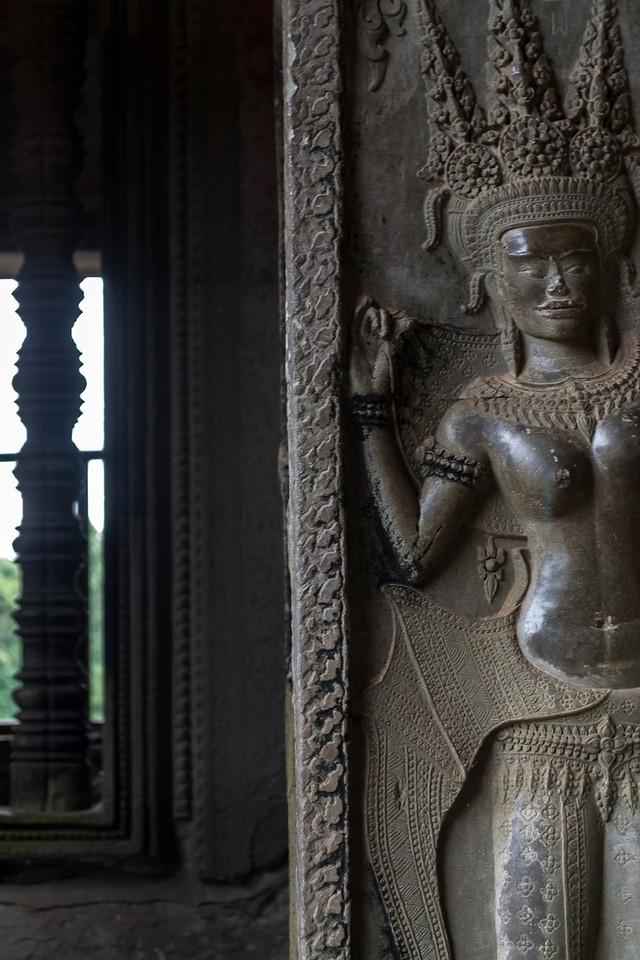 Wall Art Angkor