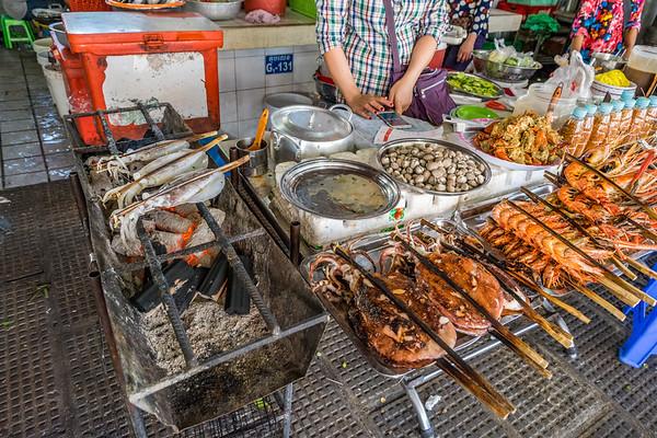 Street Food. Phnom Penh