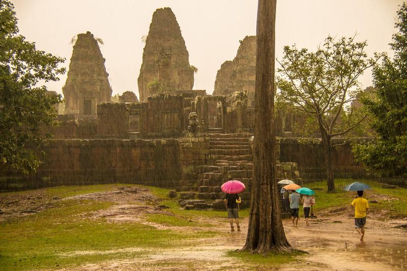 Eastern Mebon, Cambodia