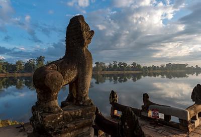 Srah Srang Baray, Angkor