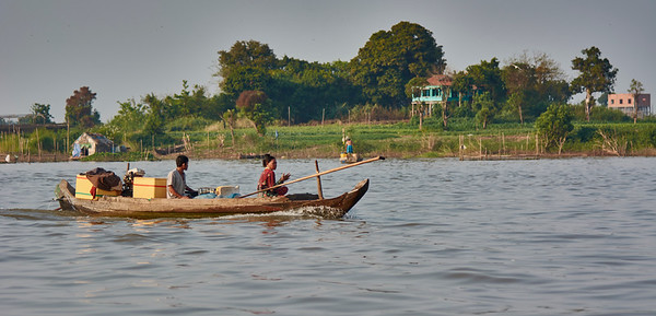Cambodia and Vietnam 2015 General - Watercraft