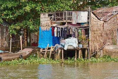 Cambodia and Vietnam - 2015 - Homes