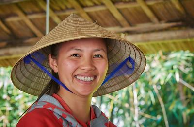 Cambodia and Vietnam - People