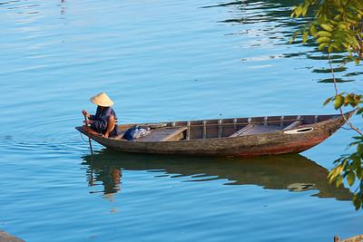 Cambodia and Vietnam 2015 - Watercraft