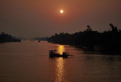Cambodia and Vietnam - 2015 - Sunsets