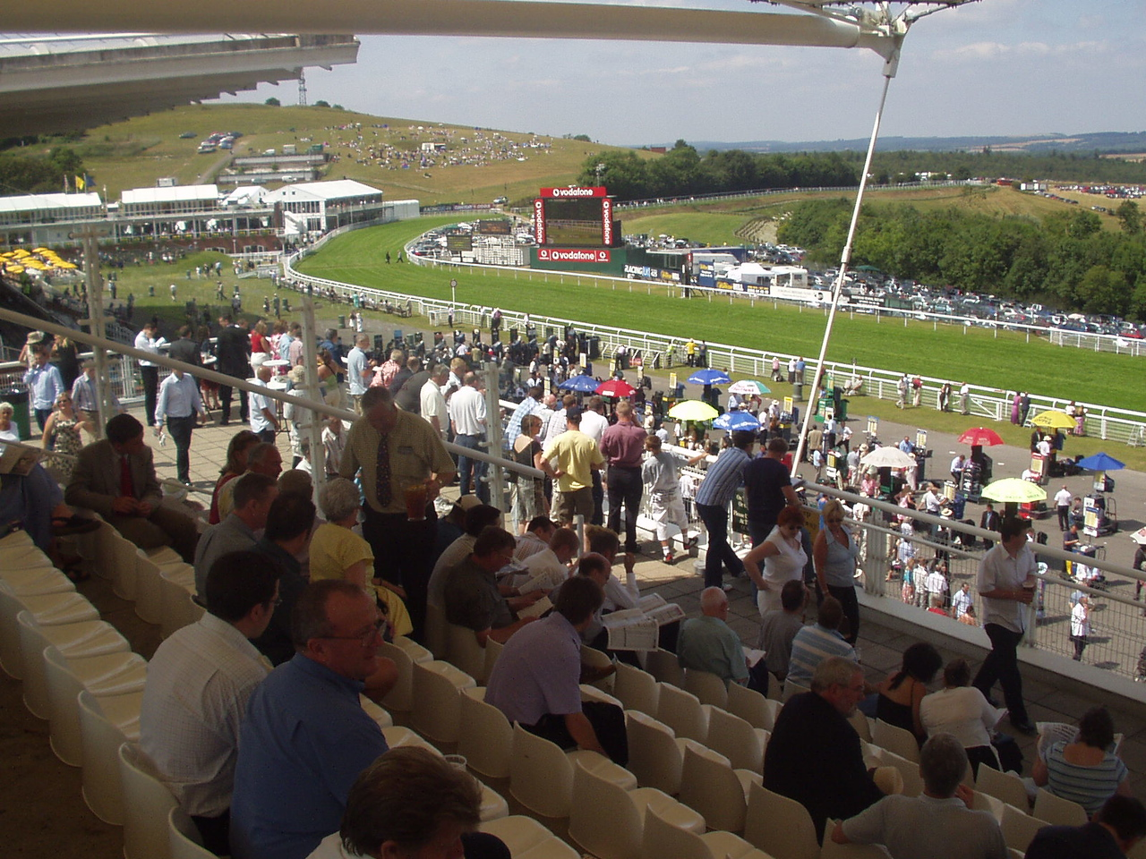 The Sussex Stand