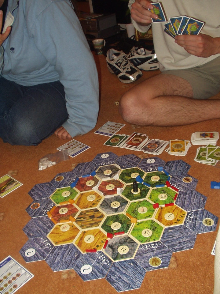 Settlers. And more Settlers.