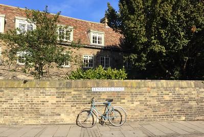 Cambridge February 2016
