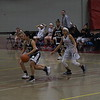 Lowell High School vs. Cambridge Rindge and Latin play at Lowell High School Saturday December 30, 2017. SUN/KATIE DURKIN