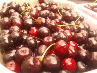 Cherries!