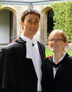 Jesus College Cloister Court