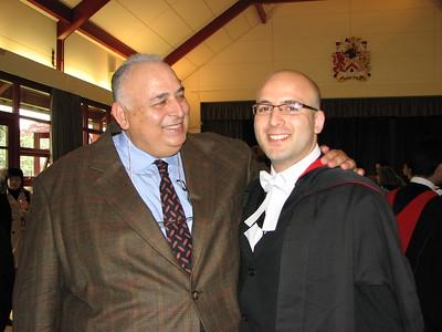 PhD Graduation | May 2007
