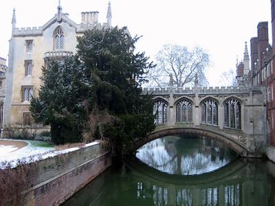 The Bridge of Sighs, St John's College