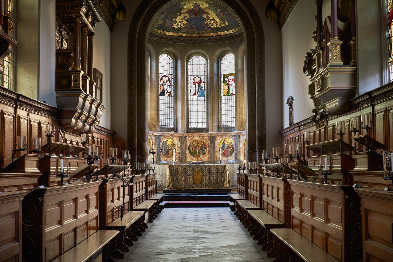 The Chapel, Gonville and Caius College, Cambridge