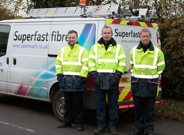 Superfast broadband celebration (November 2013)