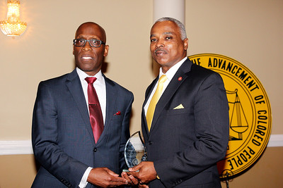 Camden County East NAACP 2016 Crystal Award Honorees
