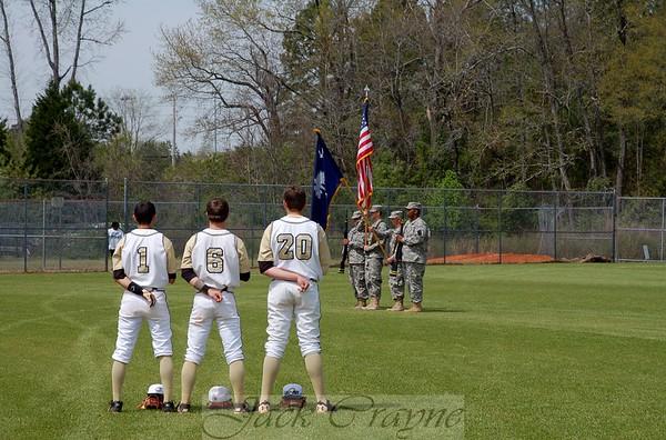 Camden High School Baseball 2014