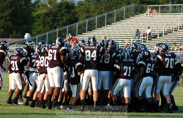 2013 Camden High School Football