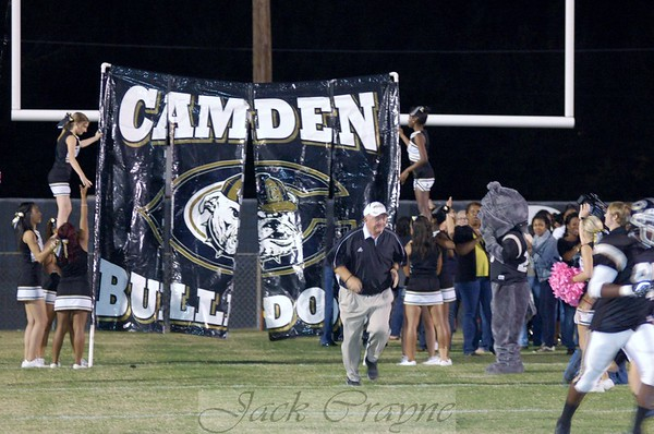 2013 10 11 Camden vs Lower Richland