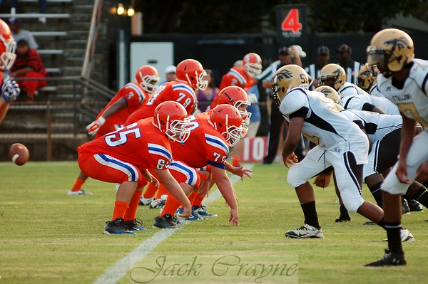2014 Camden High School Football